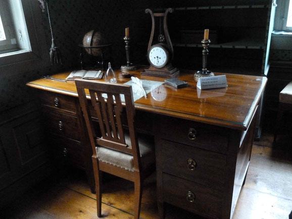Schillers Schreibtisch