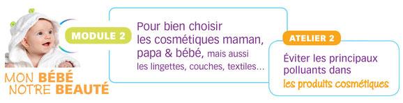 Apprenez à protéger votre peau des polluants cachés dans les produits de soin, toilette, beauté... adultes et enfants.