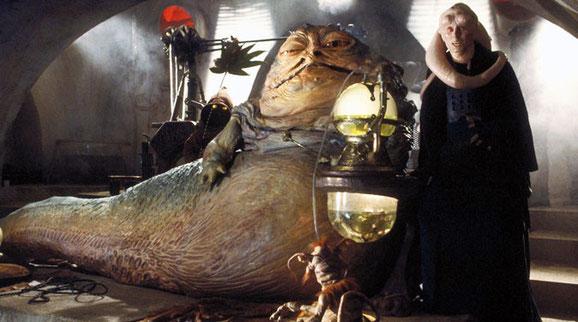 Scène tirée du film Star Wars de Georges Lucas. Source: pour la Science. Cliquer sur l'image pour lire l'article.