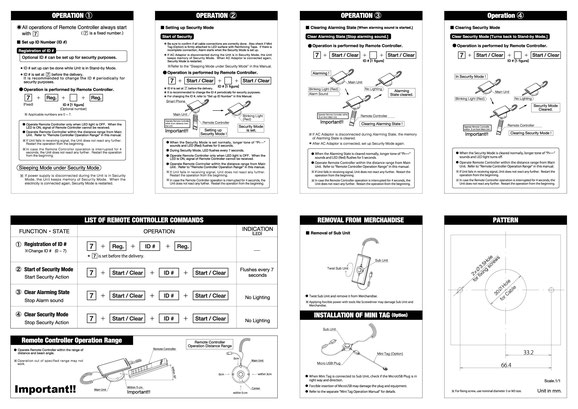 Instructions manual 2