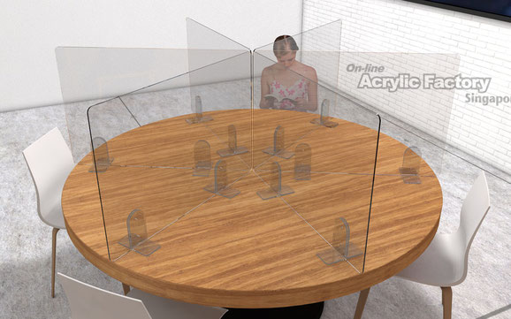 Type11 multiple Round table
