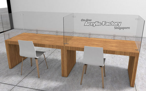 Acrylic shield Type16-3