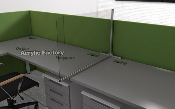 Acrylic partition Type20-3