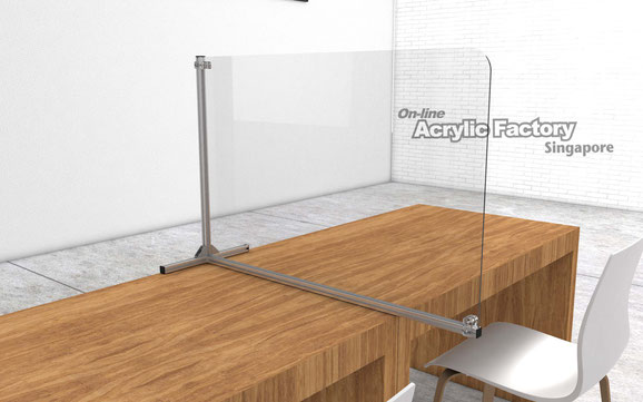 Acrylic partition Type20-1