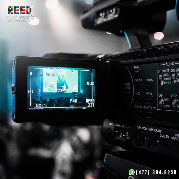 Reed House Media Producción de Video León, Gto 477 713 0679