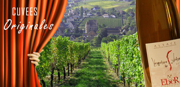 Cuvées Originales Vins Alsace EbeR