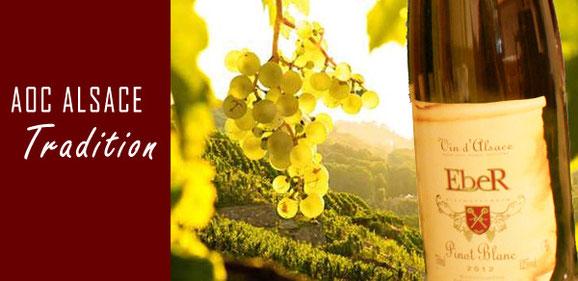 AOC Alsace Tradition Vins Eber