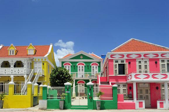 Willemstad Curacao, Karibik, Karibische Inseln