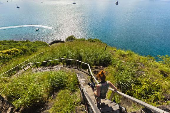 Pigeon Island Saint Lucia, Karibik, Karibische Inseln