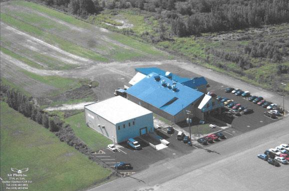 Abattoir Agri-Bio en 2005