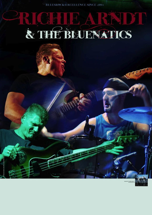 RICHIE ARNDT & THE BLUENATICS - 03/2013