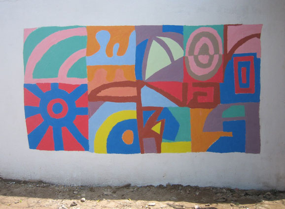 Caross Mural