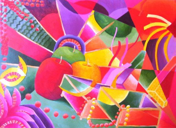 Dozy - Cubism