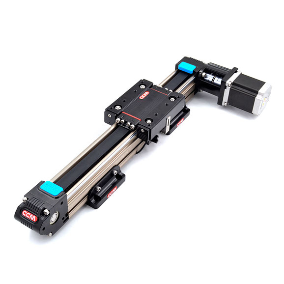 stepper motor belt linear guide