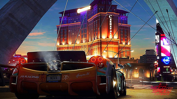 Need for Speed: Payback - Fortune City