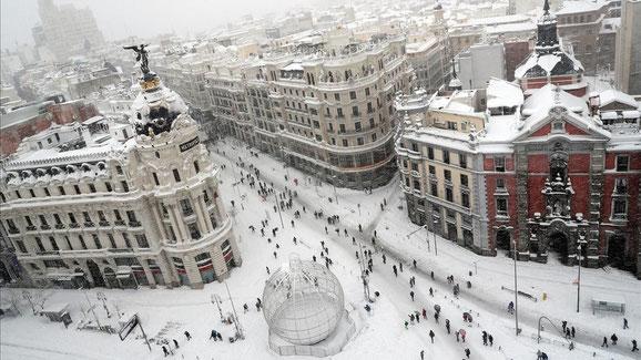 Мадрид интересные факты