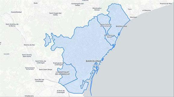 Барселонский район