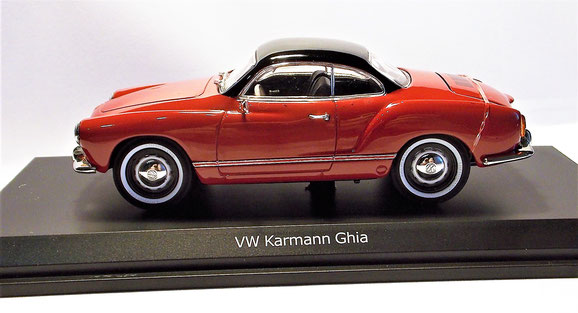 VW Karmann Ghia, Schuco 1:32