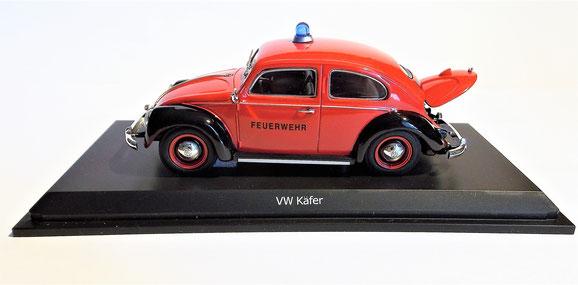 Schuco VW Käfer Feuerwehr 1:32