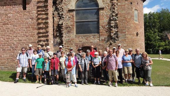 An der Einhards-Basilika