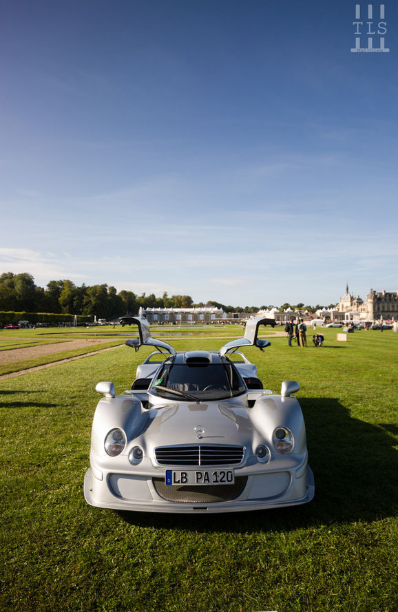 Mercedes-Benz CLK LM - Chantilly Arts & Elegance 2015