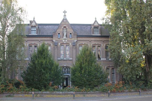 Fratershuis, St. Willibrordusgesticht, Visser Deurne, rijksmonument