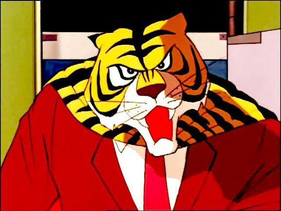 Uomo Tigre Da Colorare.L Uomo Tigre Immagini Www Cartoonlandia Net