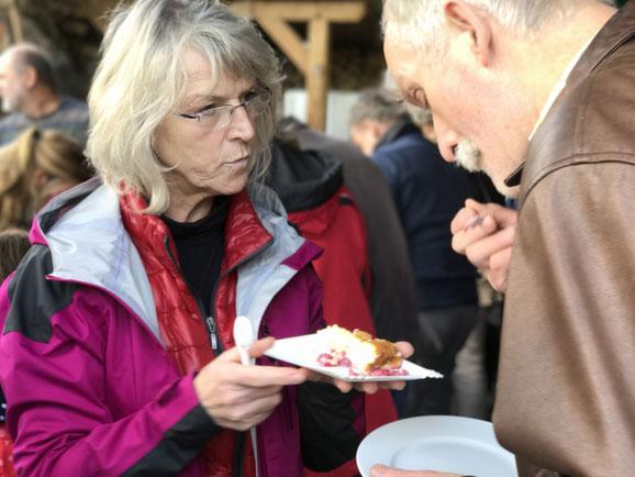 (c) Oderbruch Gabow Dorfbackofen Dorfbacken Dorffest