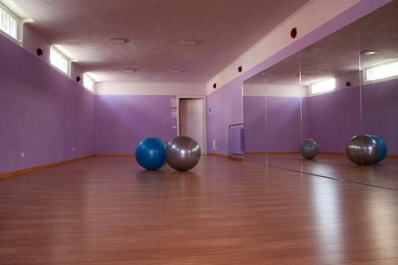 Sala Spazio Danza dell'Essere