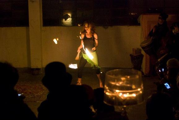 Rituale fuoco - mastronauta - Marzo 2013