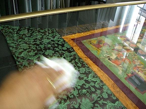 Glassorten für Bilder - Glas, Acryl. Museumsglas