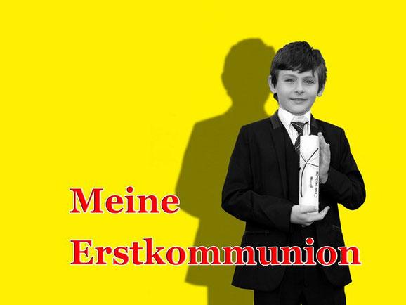 artblow - GEORG HIEBER: Marko Hoic - Meine Erstkommunion