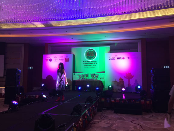 KaraokeWorldChampionships KWCAsiaアジア大会