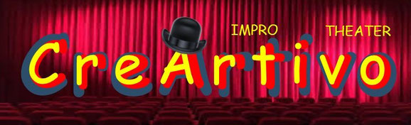 CreArtivo Improtheater Logo