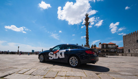 Sixt Portugal official partner of Porto - European Best Destination 2017