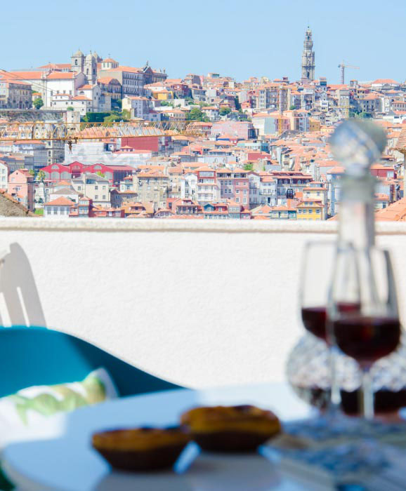 Best hotels, hostels and apartments in Porto