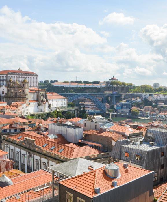 Miradouro da Vitoria Porto