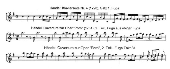 Händel Mutation und Helmut M. Timpelan