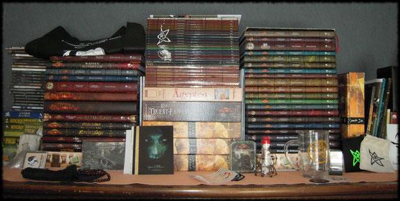 Die Mythoswerke des G. Blueman - eine Sammlung