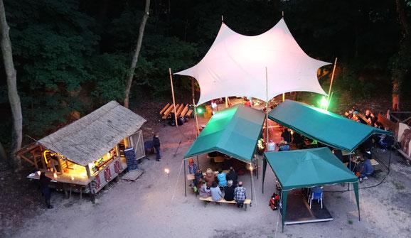 Waldbühne am Peissnitzhaus