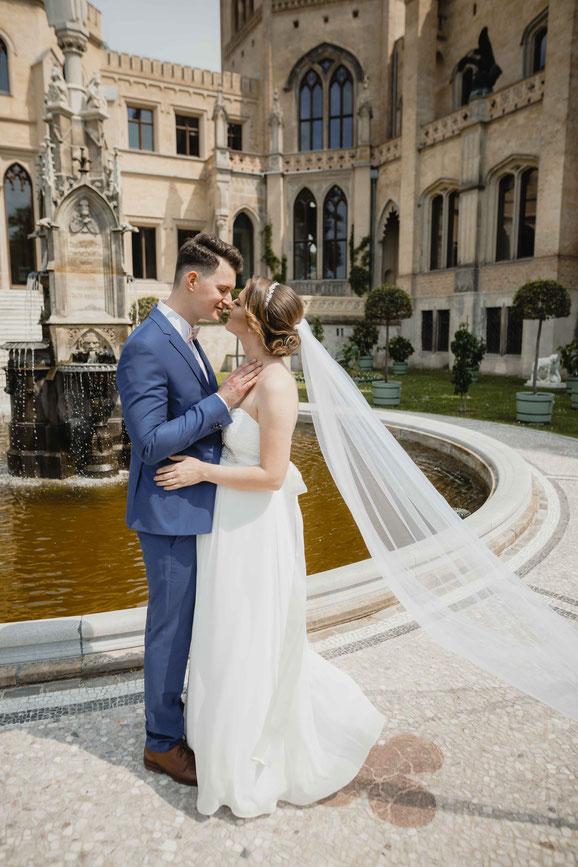 Hochzeitsfotos Schloss Babelsberg
