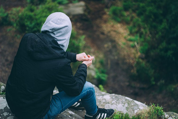 Was zu erwarten ist, wenn man einen introvertierten