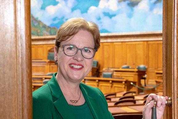 Präsidentin der parl. Gruppe: Edith Graf-Litscher SP/TG