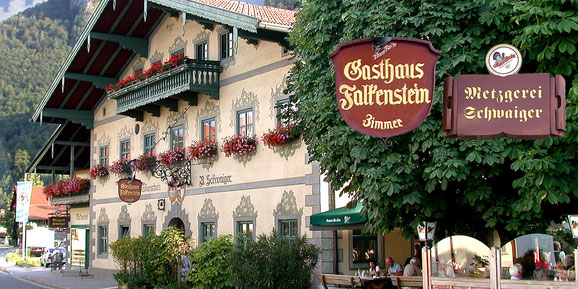 Zimmer in Flintsbach am Inn, Gasthof Falkenstein