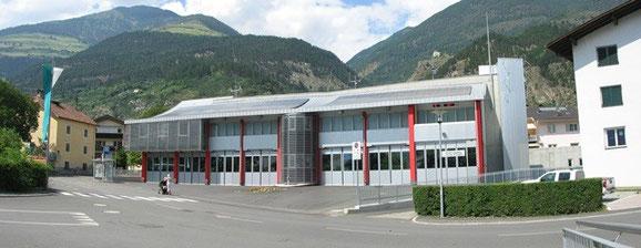 Das neue Gerätehaus seit 2009