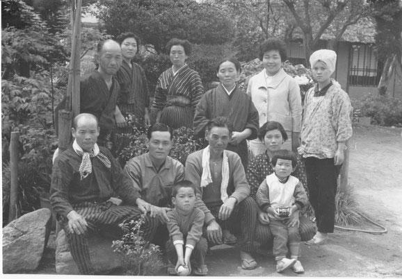 昭和三十年後半の相良家