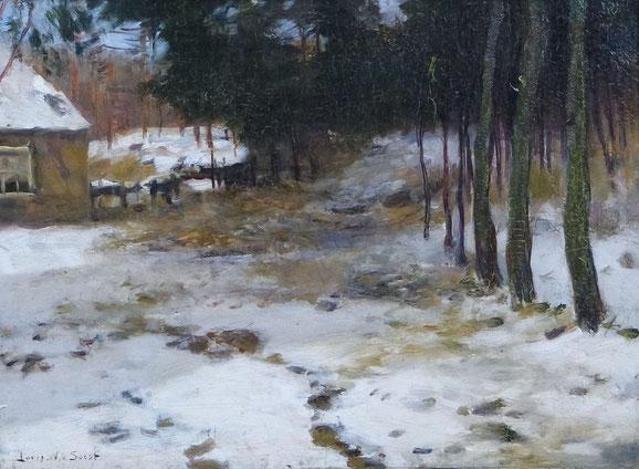 te_koop_schilderij_van_louis_willem_van_soest_1867-1948_de_haagse_school