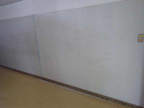 滝沢市、壁塗装