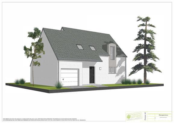 Maisons Kernest, le constructeur organisé en coopérative pour construire votre maison à Drefféac (44530)