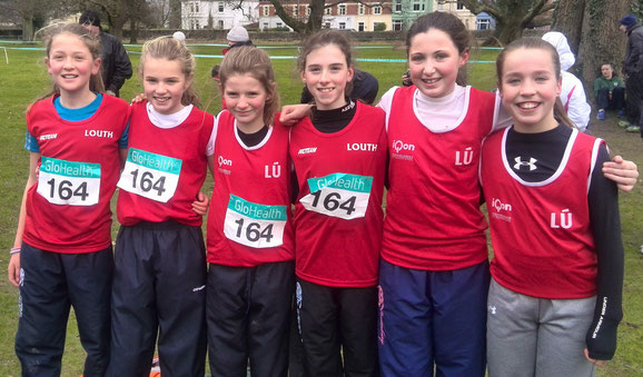 Under 12 Girls' team